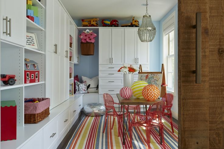 playroom | Martha O'Hara Interiors