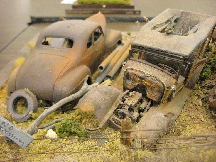 1 24 1 25 Barn Garage Diorama For Sale On Ebay: 336 Best Model Cars Images On Pinterest