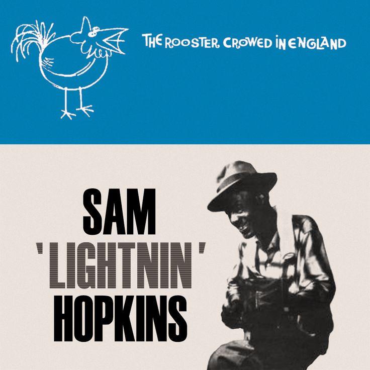 Lightnin Hopkins Smokes Like Lightning