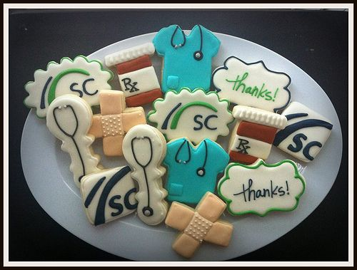 17 best images about cookies for nurses  medical  pharmacy