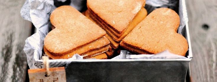 Bread and Companatico |   Min Nyttiga Pepparkakor: Simply The Healthiest And Most Fragrant Swedish Ginger Cookies Ever