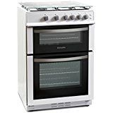 SIA DO101 Built Under Double Fan Electric Oven With Programmable Digital Timer: Amazon.co.uk: Large Appliances
