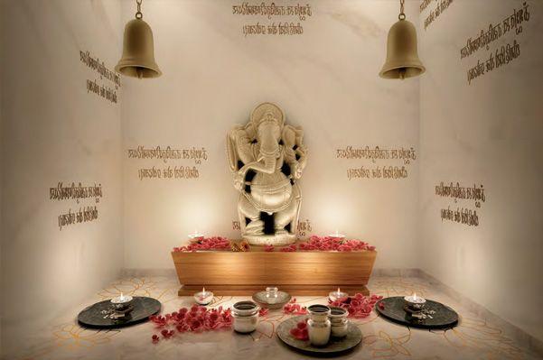 Pooja Room Interior Design Ideas