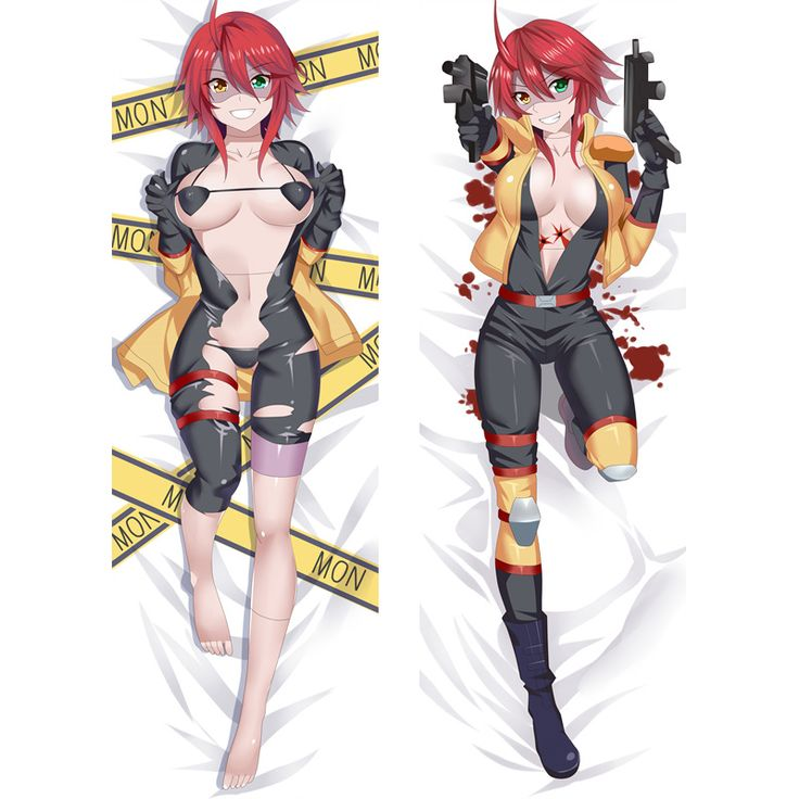 Original Monster Musume Anime  Zombina Body Pillow Case As A Gift #Affiliate