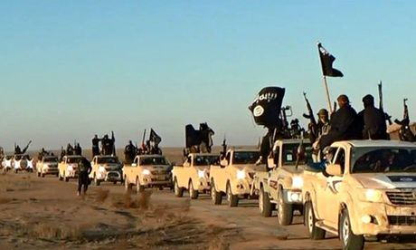 How ISIS amassed a fortune (Video)