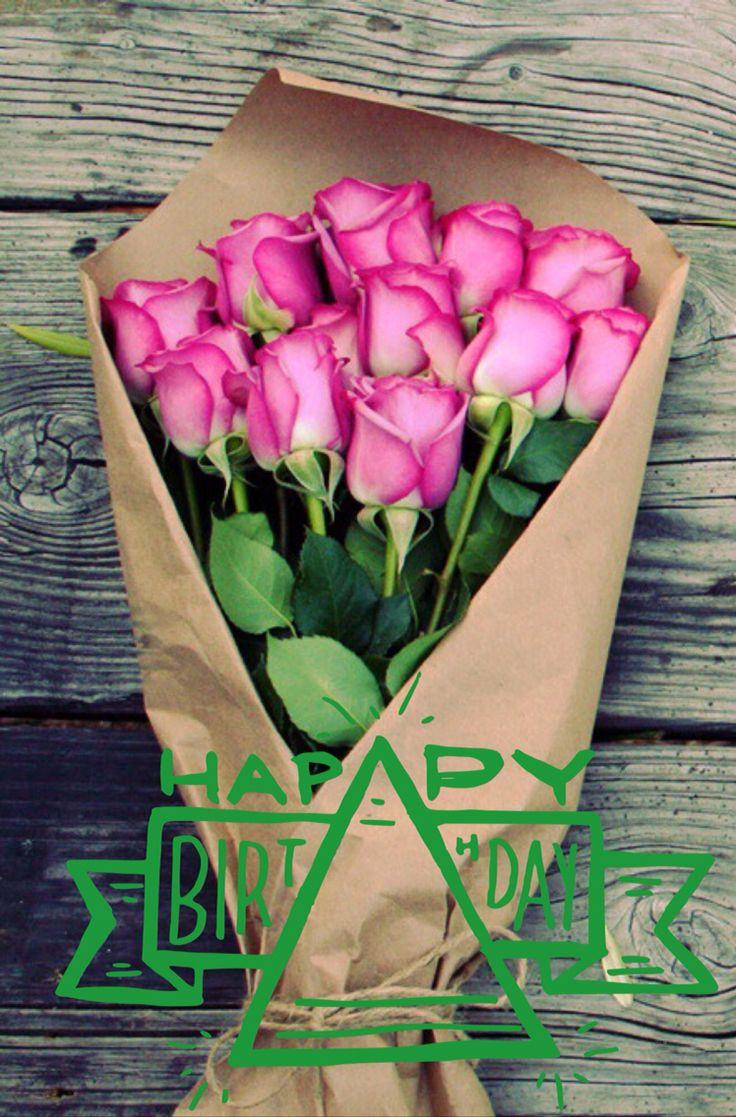 15 best happy birthday images on pinterest beautiful flowers happy birthday izmirmasajfo