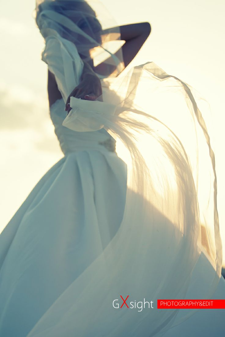 dancing bride!