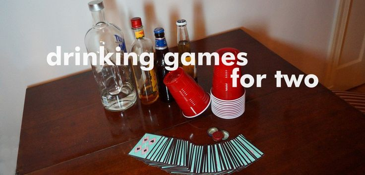 Two Person Drinking Games Without Cards
