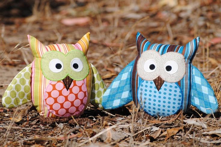 owl-pattern5: Owl Pillows, Pillows Patterns, Owl Soft, Soft Toys, Softies Patterns, Home Decor, Owl Templates, Owl Sewing Patterns, Owl Patterns
