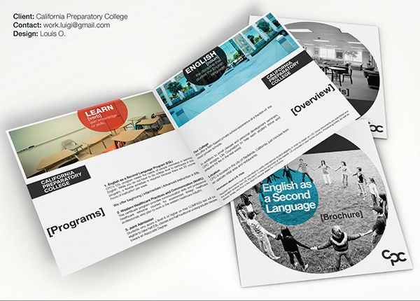 Brosur Sekolah - California Preparatory College
