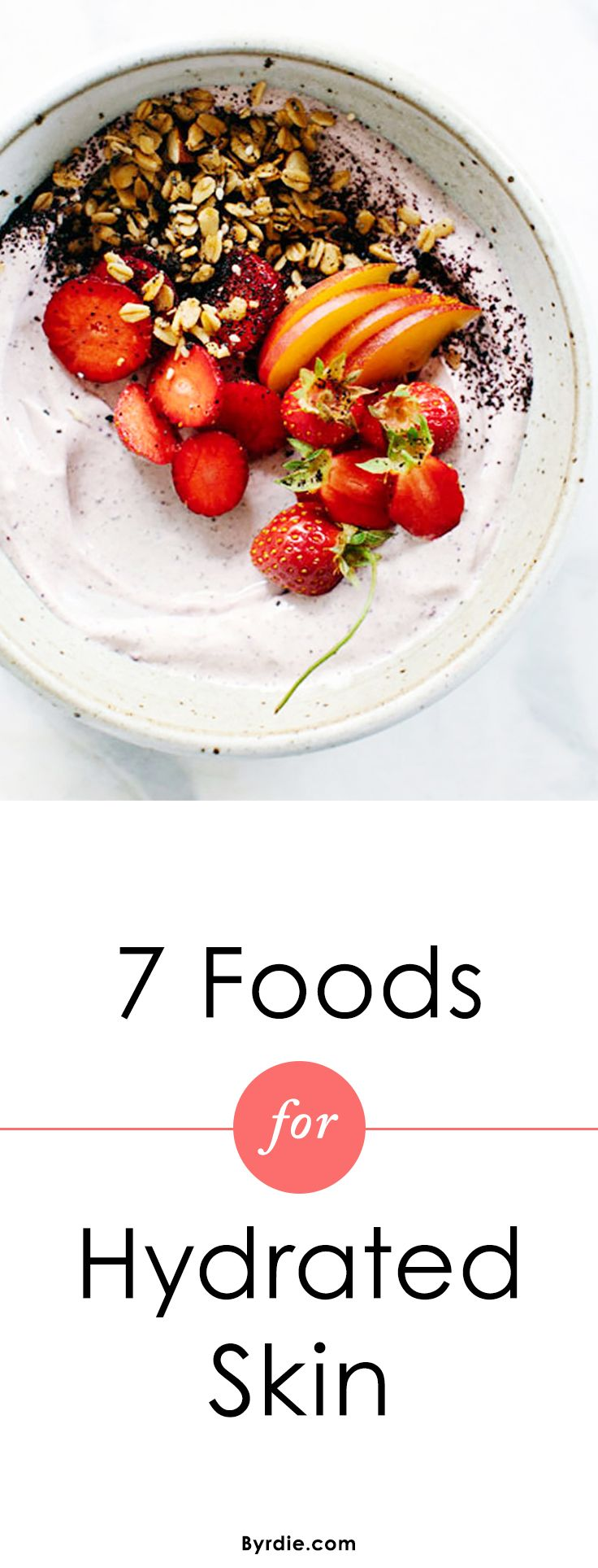 111 best healthy skin diet images on pinterest health foods how to eat your way to more hydrated skin forumfinder Images