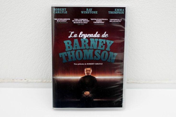 LA LEYENDA DE BARNEY THOMSON -DVD- ROBERT CARLYLE - RAY WINSTONE - EMMA THOMPSON