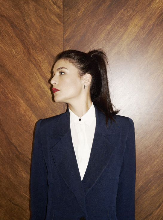 Jessie Ware is very cool.