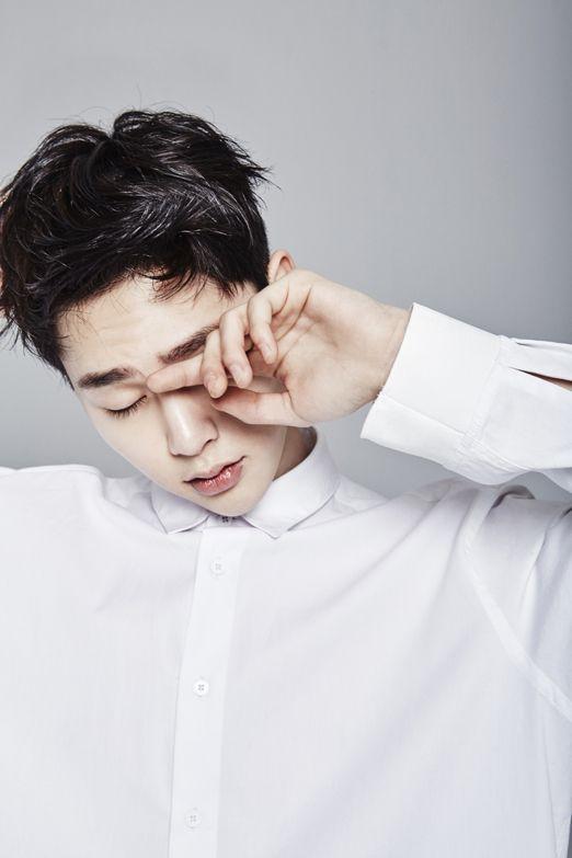 "koreanmalemodels: "" Kwon Hyunbin for Nohant S/S 2016 lookbook (via: kplusmodel) """