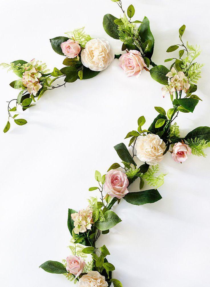 the 25 best artificial garland ideas on pinterest green gold weddings green wedding cakes. Black Bedroom Furniture Sets. Home Design Ideas