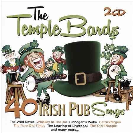 Temple Bards - 40 Irish Pub Songs