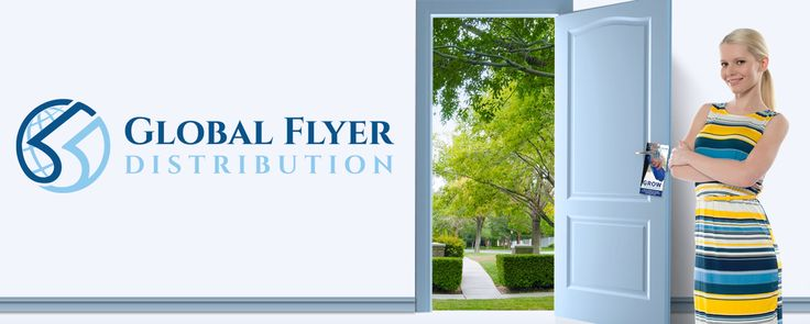 Welcome to Global Flyer Distribution, a door hanger and door to door flyer distribution company providing services all over the United States. We provide quality services that are disciplined, professional, and reliable, ensuring your business's flyers, brochures, and door hangers are delivered right to the doorsteps of your audience.