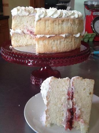 Prize-Winning Gluten-Free Sponge Cake-good for birthday cake?