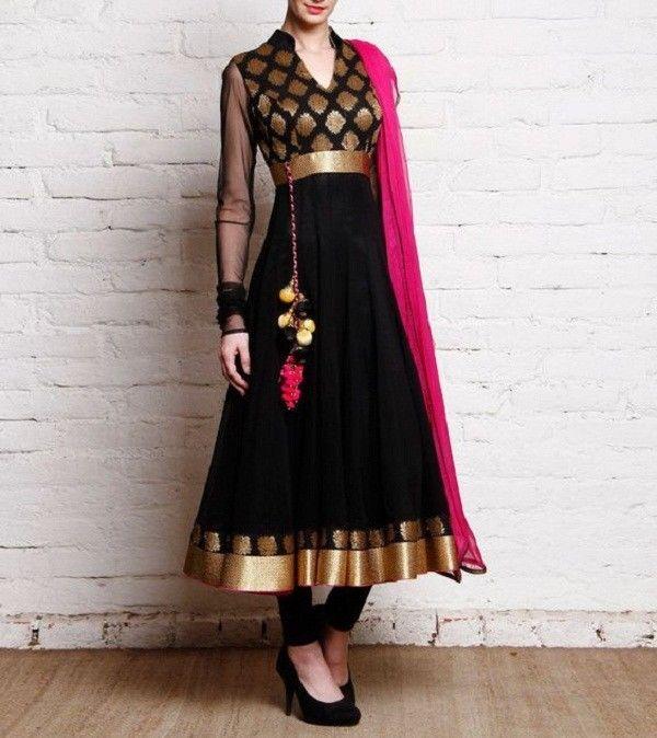 Indian Pakistani Anarkali Suit Bollywood Eid 2017 Designer Salwar Kameez AK 1412 #Indian #SalwarKameez #TraditionalWeddingPartyWearCasual