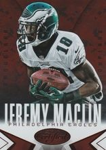 2014 Certified Camo Red #73 Jeremy Maclin - Philadelphia Eagles