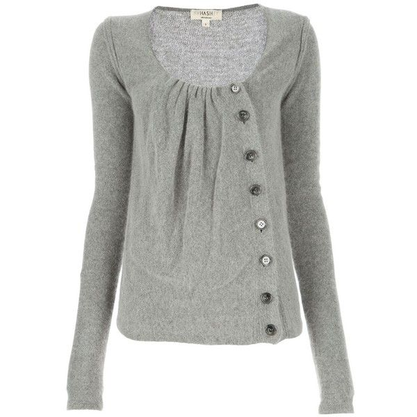 söötti!!: Shoes, Colors Combos, Cute Sweaters, Outfit, Gray Sweaters, Grey Yellow, Grey Sweaters, Buttons, The Cardigans