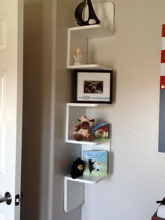 17 best ideas about wall mounted corner shelves on Corner wall mounted shelves