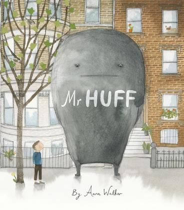 EARLY CHILDHOOD WINNER: Mr Huff by Anna Walker.  Award-winning and much-loved author and illustrator Anna Walker gives us a gentle, poignant, affirming and wise picture book sure to delight all ages.  Mr. Huff is a story about the clouds and the sunshine in each of our lives.