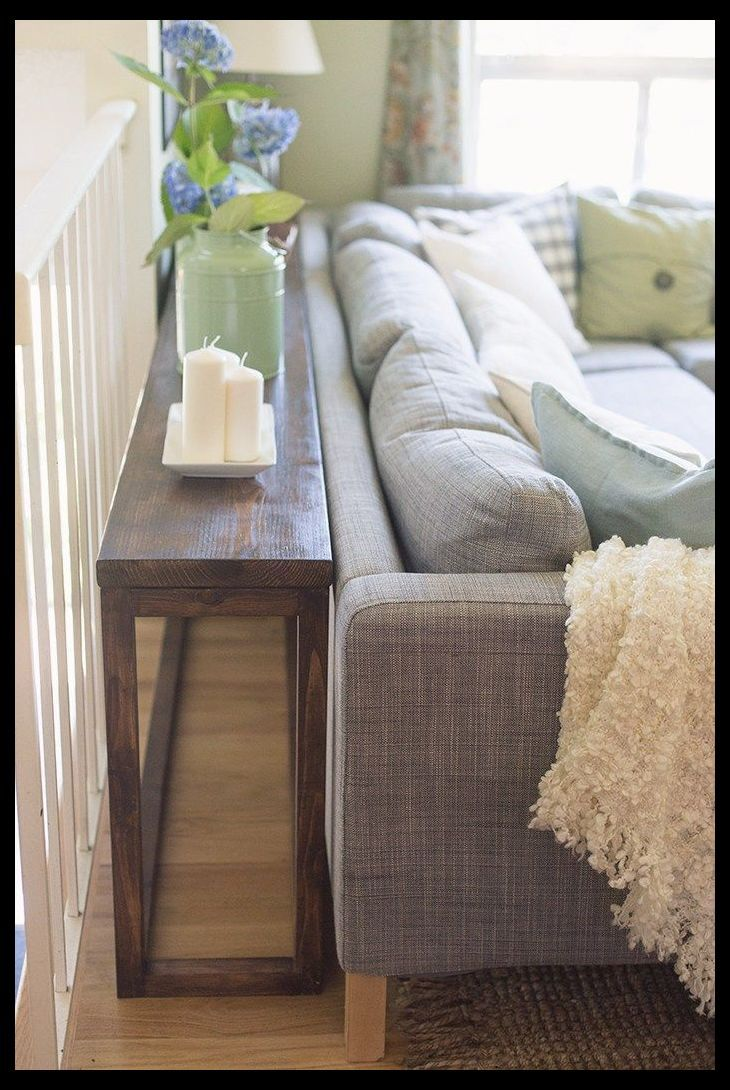 30 Diy Sofa Console Table Tutorial Sofa Set Designs For Small