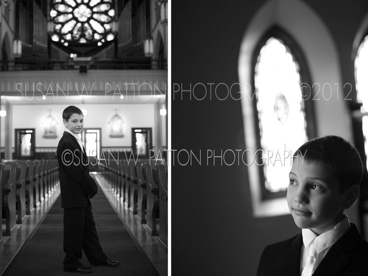 Sam B:  First Holy Communion