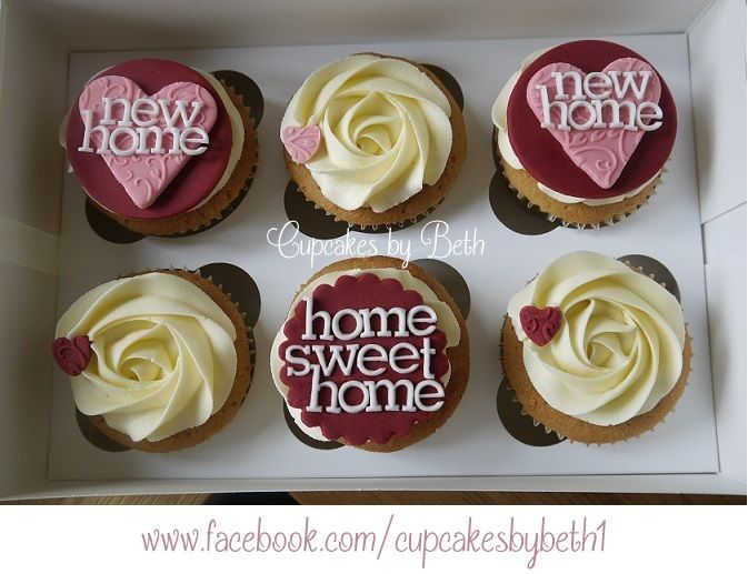 9 best images about new home cupcakes on pinterest new homes cakes and cupcake