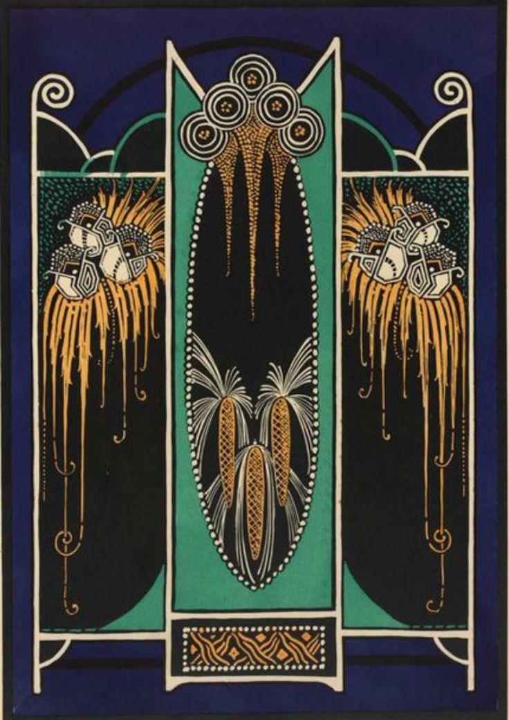 43 best tinagroo art deco color images on pinterest art for Art deco colours