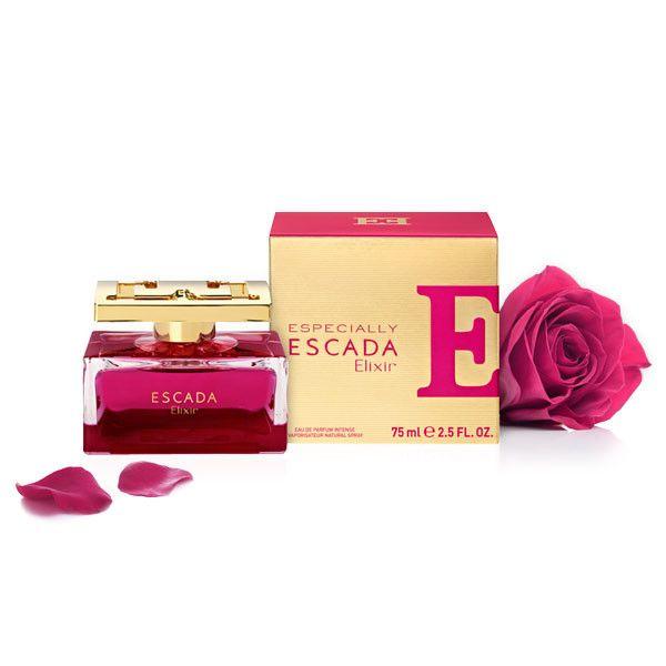Escada - ESPECIALLY ESCADA ELIXIR edp vapo 75 ml