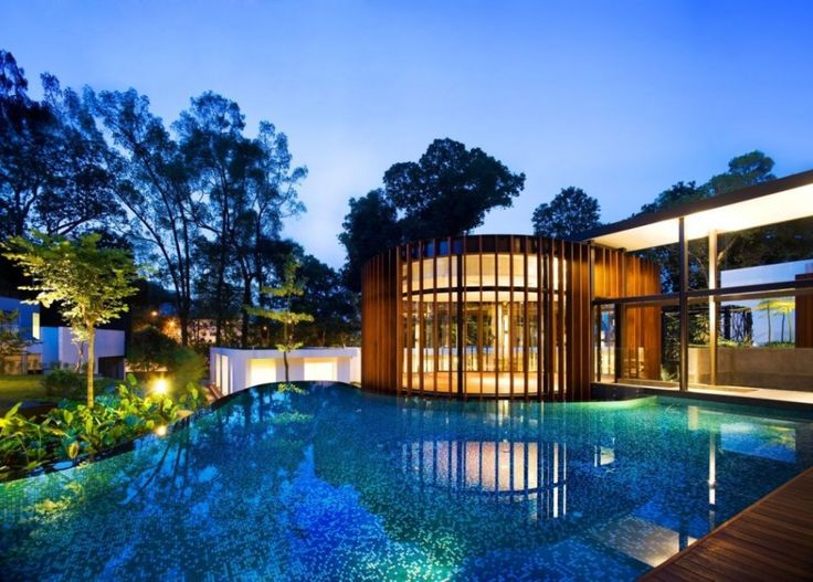 Lovely View Screen House