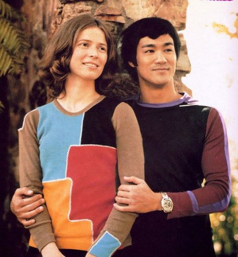 "bruce lee and linda, in ""Bruce Lee and Me"""