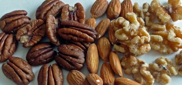Raw, organic & nuts: Why some nuts are good for liver disease!