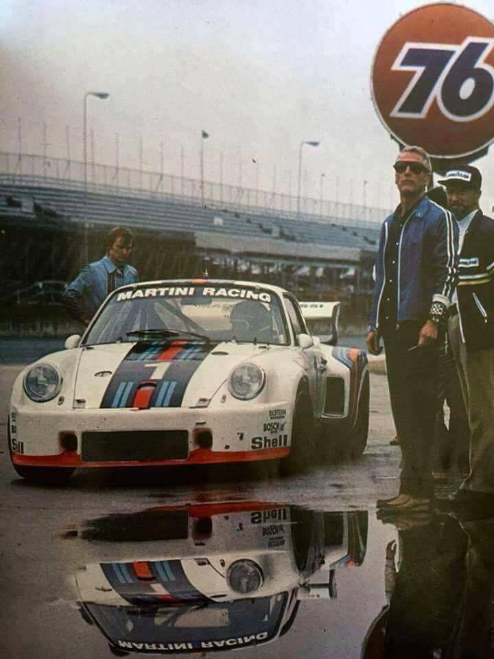"""jwsmith88: """"NUR PORSCHE""""   – Le Mans classic"""