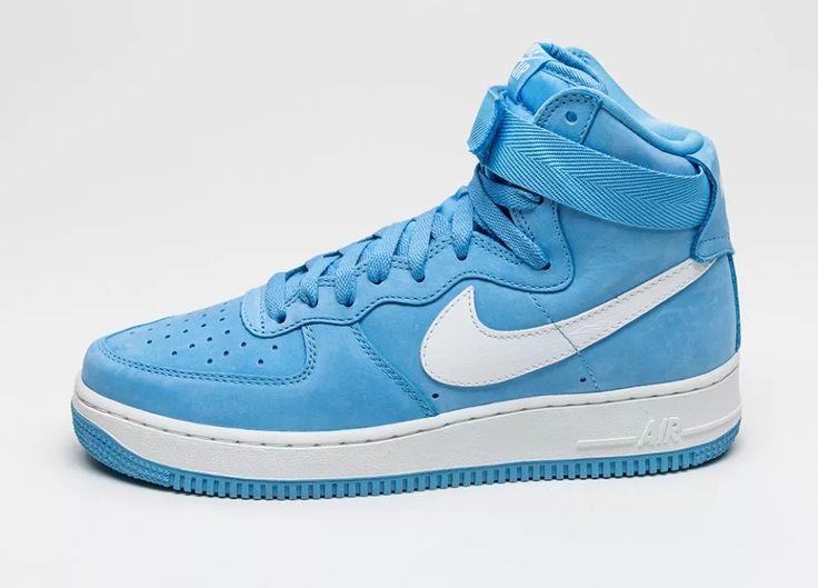 Black Nike Air Force 1 High Retro 832747-001 38,5 -