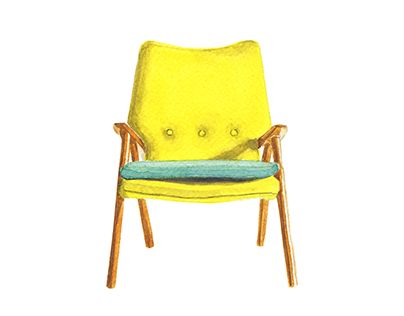 "Check out new work on my @Behance portfolio: ""Chair"" http://be.net/gallery/37222907/Chair"