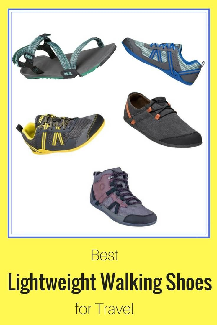 best lightweight walking shoes for travel