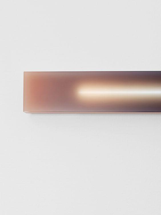 DAWN LIGHT INSTALLATION IN MUSEUM BOIJMANS VAN BEUNINGEN   Studio Sabine Marcelis