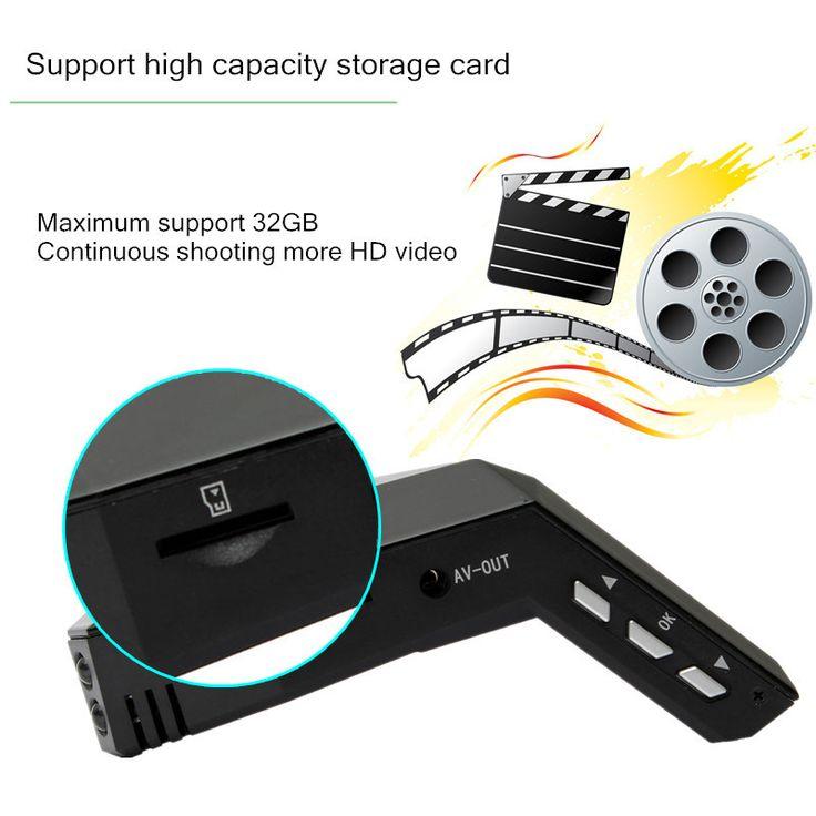 2.0 Inch 1080P Full HD Car Vehicle DVR Dashboard Camera Video Recorder Night Vision G-Sensor