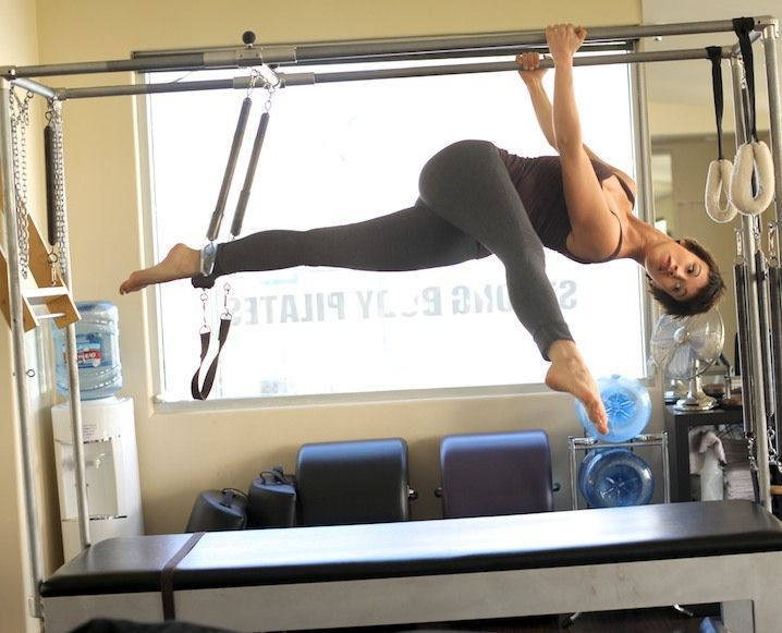 Pilates Instructor On The Benefits Of Pilates #pilatesaereo