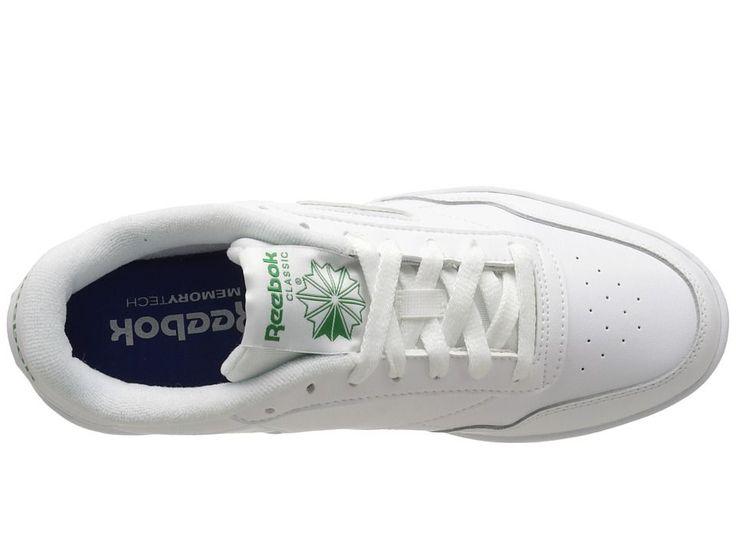 Reebok Lifestyle Club Memt Men's Classic Shoes White/Glen Green