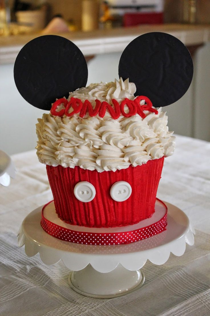 EverythingSisters : Connor's Mickey Mouse Birthday