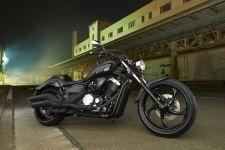 Yamaha xvs1300 bike hd wallpaper