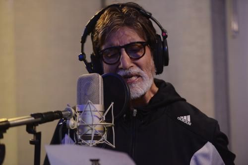 Pro Kabaddi song was sung by Amitabh Bachchan. The song has been written by Piyush Pandey the iconic Advertising Guru. It has sung and composed by ...