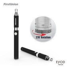 Eleaf Istick For Vaporizador Voltage Evod Twist E Cigarettes Bdc Coil Head Clearomizer Hookah Pen Up To 15w Electronic Cigarette Specifications         EVOD TWIST Kit   1.MT3 bottom dual coils clearomizer   2. EVOD adjustbale voltage battery   3.Rebuildable clearomizer   4.High power              Why choose EVO  #Vaping http://www.vaporgasme.com/produk/evod-twist-bottom-coil-clearomizer-hookah-pen-adjustable-voltage-e-cigarettes-up-to-15w-electronic-cigarette-l
