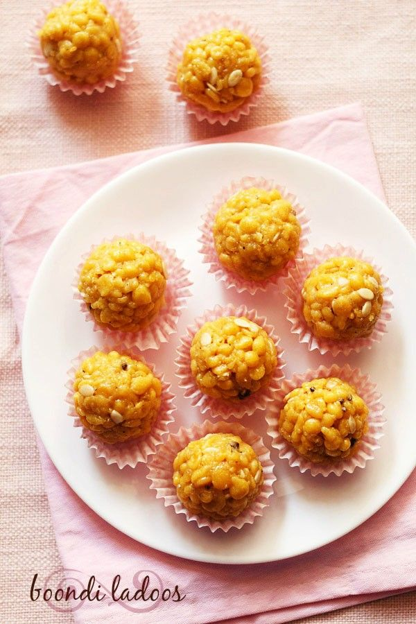 boondi ladoo recipe with step by step photos. there are two types of boondi ladoos. one is a soft textured one and the other is a crisp hard one. delicious boondi ladoo recipe.