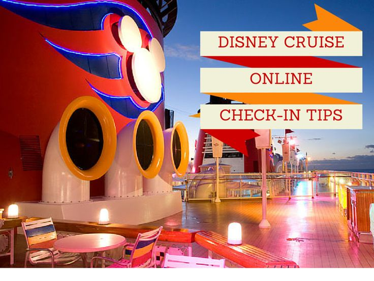 Disney Cruise Online Check-In, Port Arrival Time, Dining & Port Adventure Reservations - Solo Mom Takes Flight