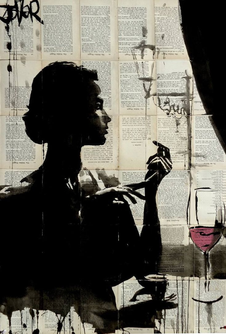 """lush life"" | Loui Jover"